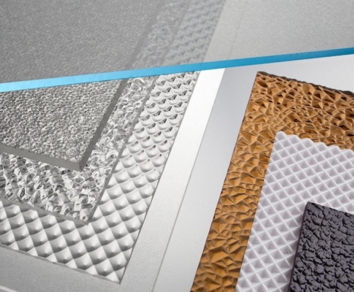 PC Textured Sheets